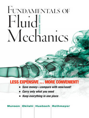 Fundamentals of Fluid Mechanics 7E Binder Ready Version