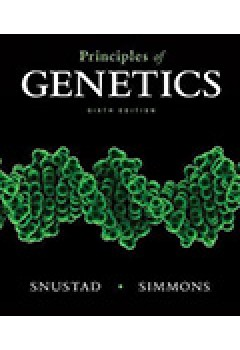 Principles of Genetics 6E + WileyPlus Registration Card