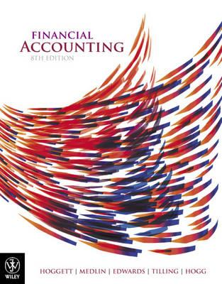 Financial Accounting 8E + WileyPlus Blackboard Card