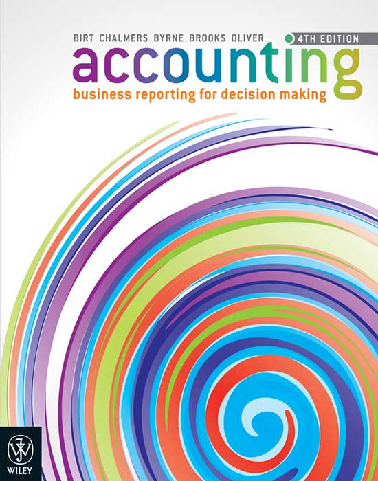 Accounting: Business Reporting for Decision Making, 4th Edition