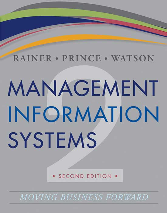 Management Information Systems, 2nd Australian Edition