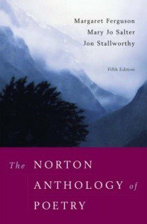 Norton Anthology of Poetry 5E + Oroonoko Norton Critical Edition