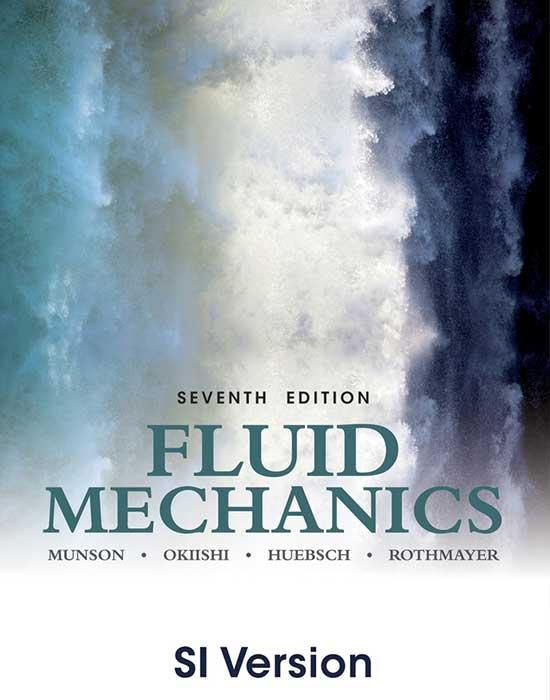 Fluid Mechanics, 7th edition SI version