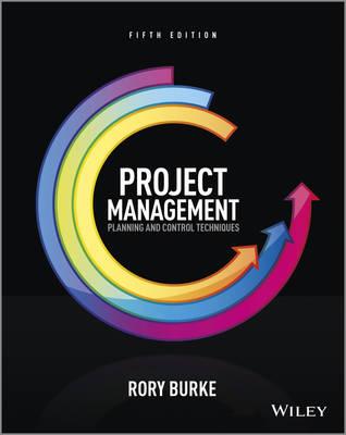Project Management: Planning & Control Techniques