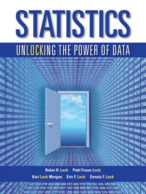 Statistics - Unlocking the Power of Data + WileyPlus Registration Card