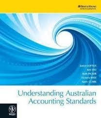 Understanding Australian Accounting Standards Binder Ready Version + Pabst / Erevolution MYOB Prac Set