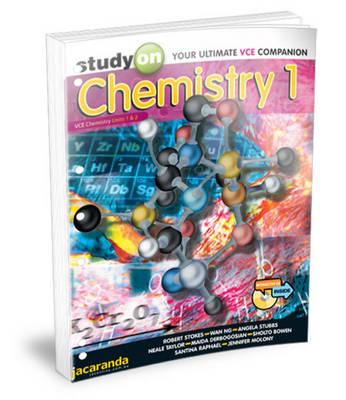 StudyOn Chemistry 1 Flexisaver & eBookPLUS
