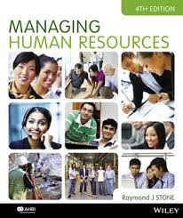 Managing Human Resources 4E + E-text + Istudy Version 1 Registration Card