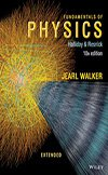Fundamentals of Physics Extended 10E - Text + WileyPlus/Blackboard registration code