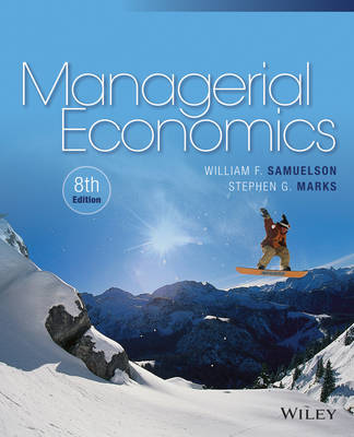 Managerial Economics, 8th Edition