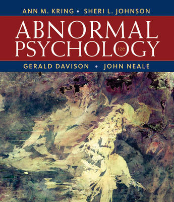 Abnormal Psychology 12E + WileyPlus Standalone to Accompany Abnormal Psychology 12E + a Student's Guide to Dsm-5