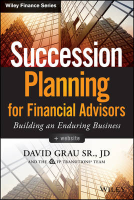 Succession Planning for Financial Advisors + Website