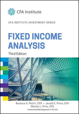 Fixed Income Analysis, 3rd Edition