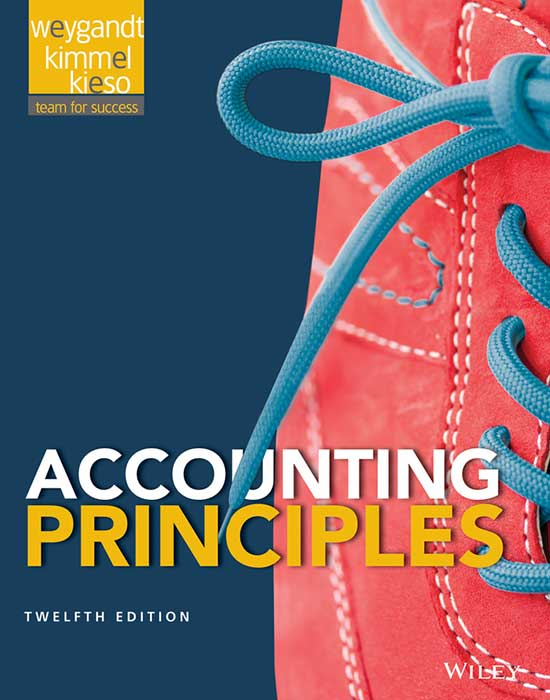 Accounting Principles, 12th Edition