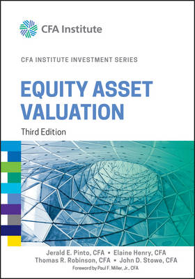 Equity Asset Valuation Third Edition