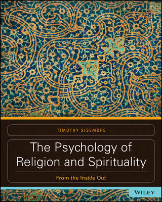 The Psychology of Religion and Spirituality
