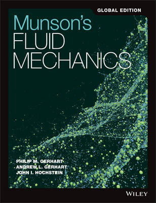 Munson, Young and Okiishki's Fundamentals of Fluid Mechanics, 8E International Student Version