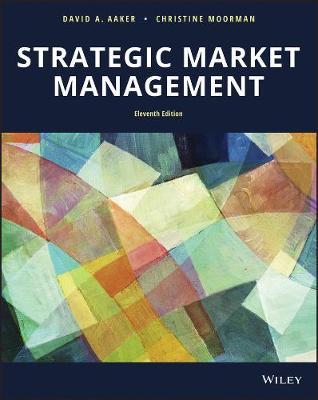 Strategic Market Management, 11th Edition