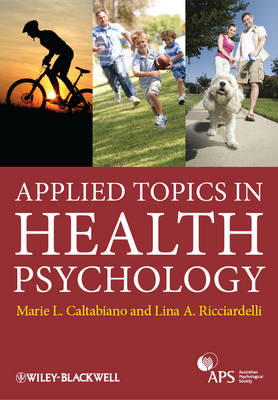 Applied Topics in Health Psychology