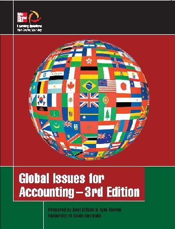Cust Global Issues for Accounting