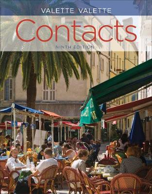 Contacts: Langue Et Culture Francaises