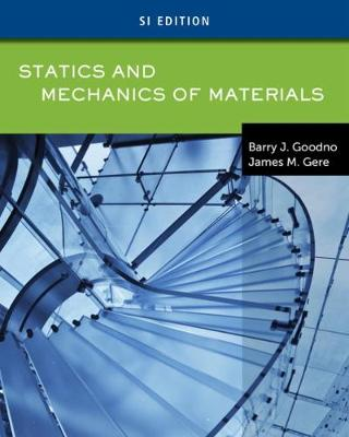 Statics & Mechanic Material Si Edn