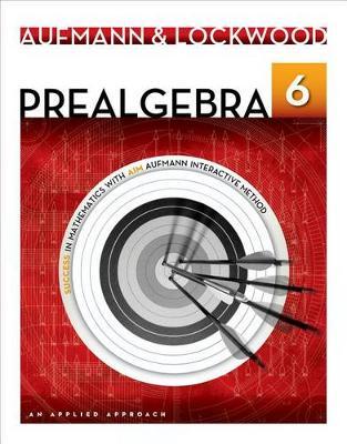 Prealgebra: An Applied Approach