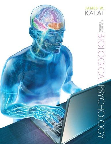 Biological Psychology + Psychology CourseMate with Ebook Printed Access Card for Kalat's Biological Psychology