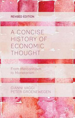 A Concise History of Economic Thought