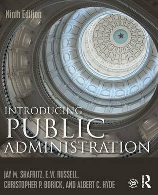 Introducing Public Administration 9th edition