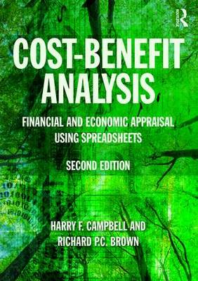 Cost-Benefit Analysis  Financial And Economic Appraisal Using Spreadsheets