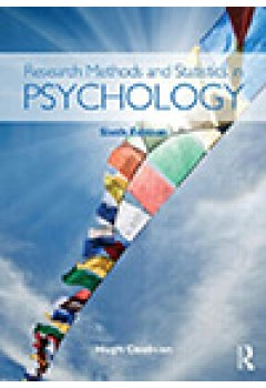 Research Methods and Statistics in Psychology (Book + ebook pack)