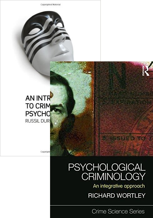 Psychological Criminology + An Introduction to Crminal Psychology