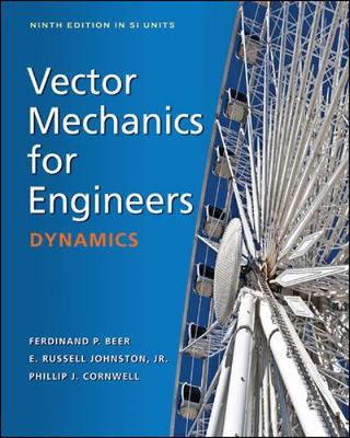 Vector Mechanics 4 Engrs: Dynamics Si
