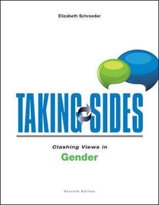 Taking Sides: Clashing Views/Gender