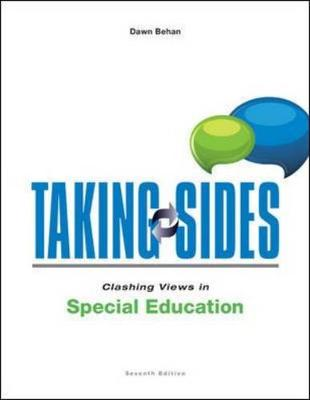 Taking Sides: Clashing Views in Special Education 8th Edition 8th Edition