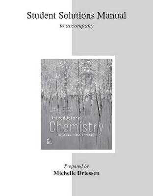 Student Solutions Manual Ol for Introductory Chemistry
