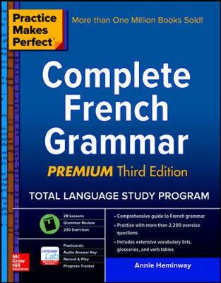 PMP COMPLETE FRENCH GRAMMAR