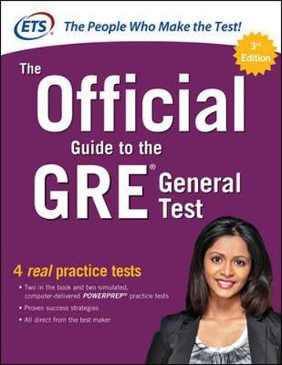Official Gd To The Gre General Test