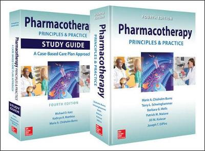 Pharmacotherapy Principles And Practice (Set)