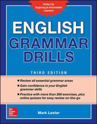 English Grammar Drills, Second Edition