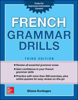 French Grammar Drills, Third Edition