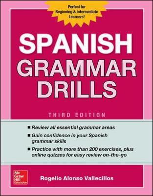 Spanish Grammar Drills, Third Edition