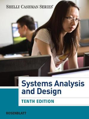 Systems Analysis and Design (With Coursemate Printed Access Card)