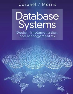 Database Systems: Design, Implementation, & Management 11th Edition