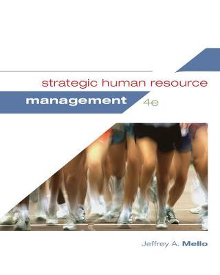 Strategic Human Resource Management 4th Edition