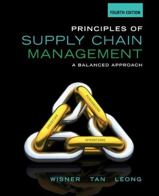 Prin.Of Supply Chain Management