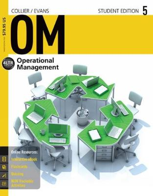 OM 5 (with Decision Sciences & Operations Management CourseMate with eBook Printed Access Card)