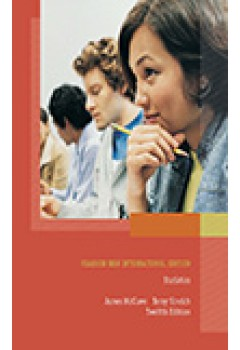 Statistics PNIE MyLab Access Card [without eText] (12e)