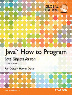 Java How to Program - Late Objects, Global Edition